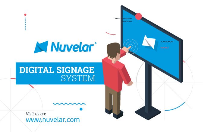 Nuvelar Digital Signage Inteligente