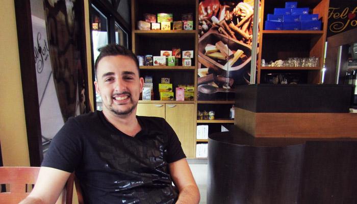 Agustín Cretella - CEO Café Felfort